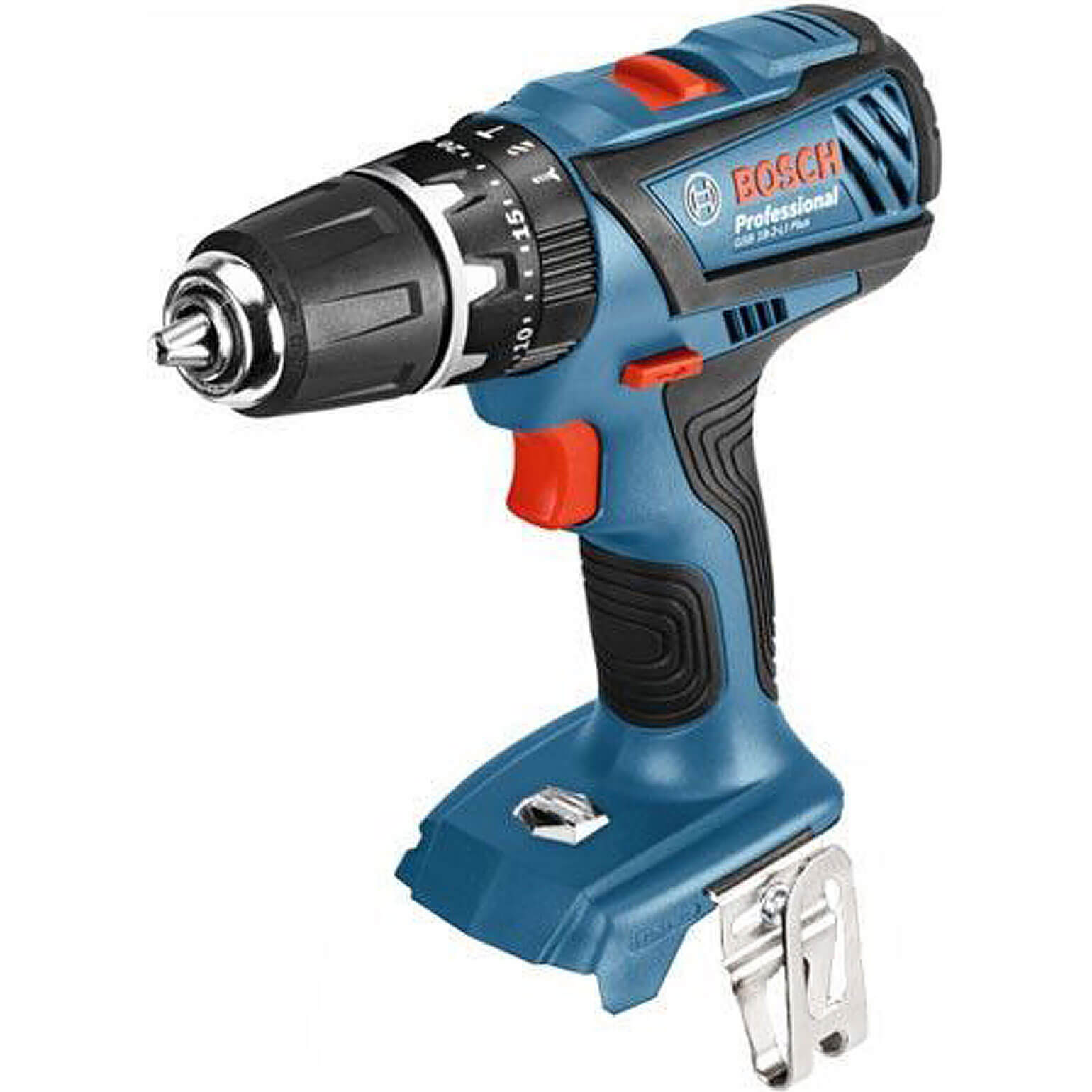 Bosch GSB 182LI Plus 18v Cordless Combi Drill No Batteries No Charger No Case