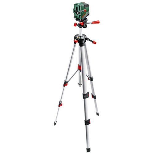 Bosch PCL 20 Self Leveling Cross Line Laser Level & Tripod