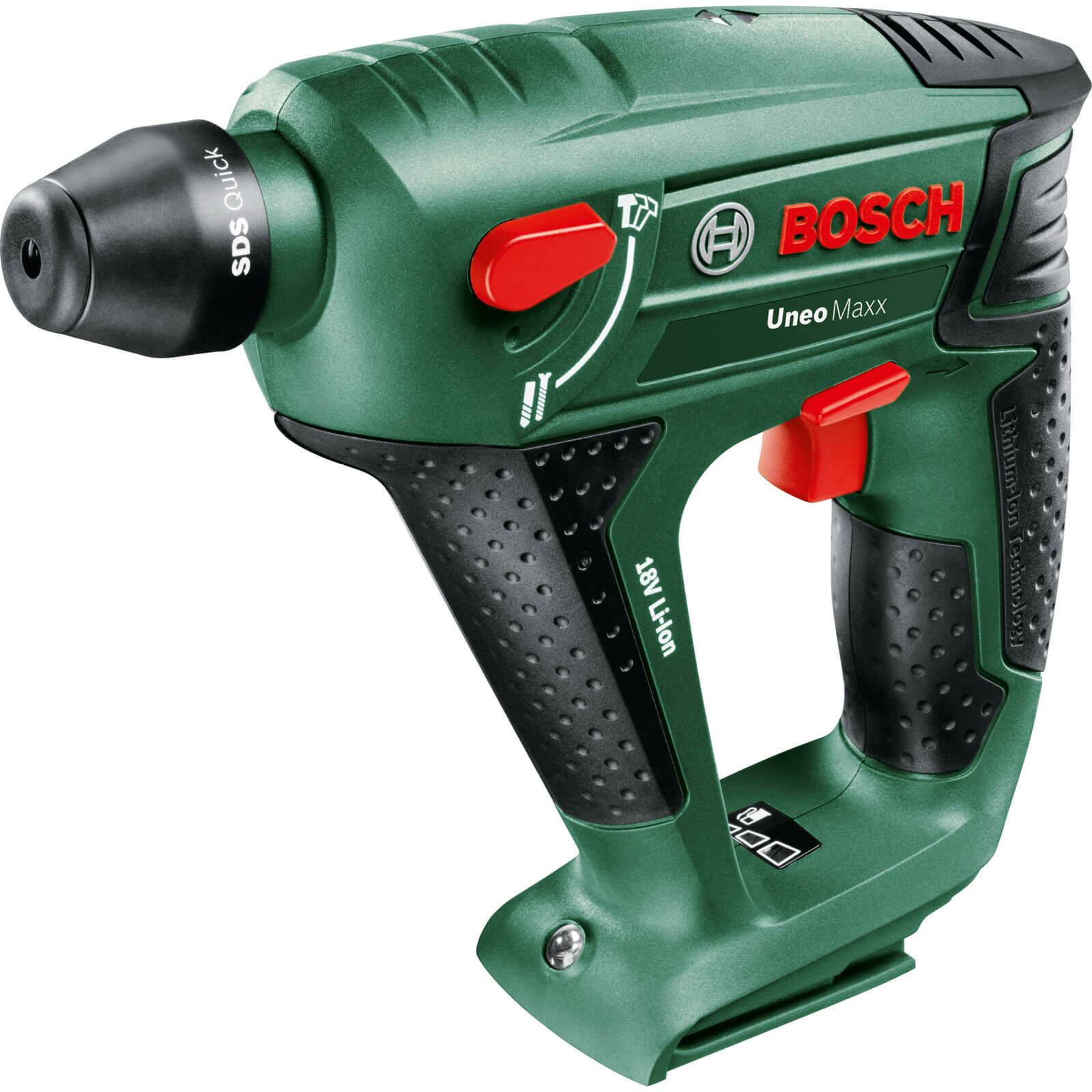 Bosch UNEO Maxx 18v Cordless Combi Drill No Batteries No Charger No Case