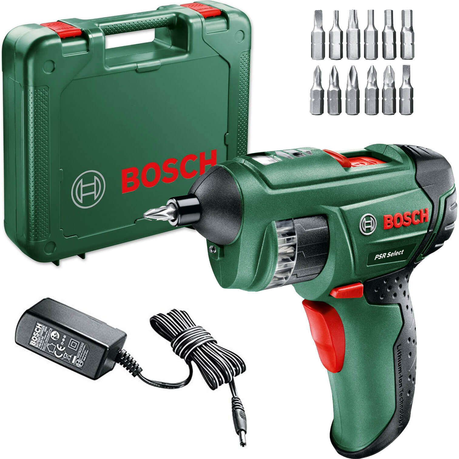 bosch ixo 3 3 6v lithium ion cordless screwdriver buzamand. Black Bedroom Furniture Sets. Home Design Ideas