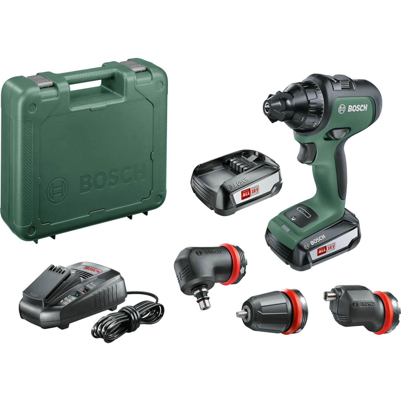 Bosch AdvancedDrill 18 Cordless Electric Drill