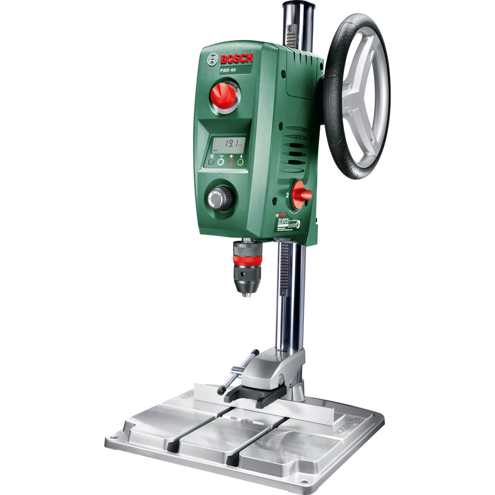 Bosch PBD 40 Workshop Bench Pillar Drill 240v