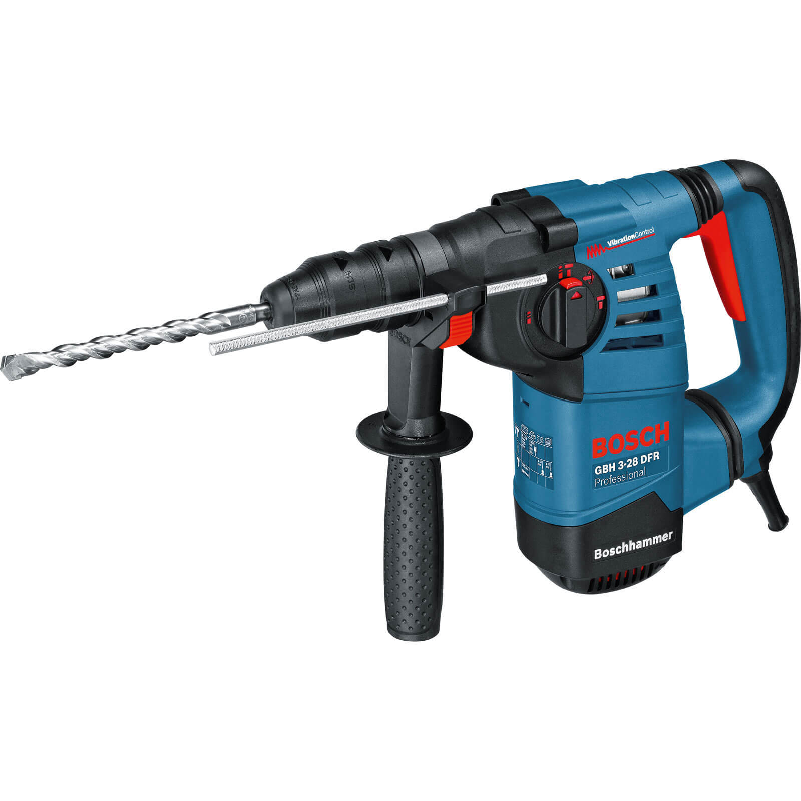 Image of Bosch GBH 3 28 DFR SDS Plus Hammer Drill 110v