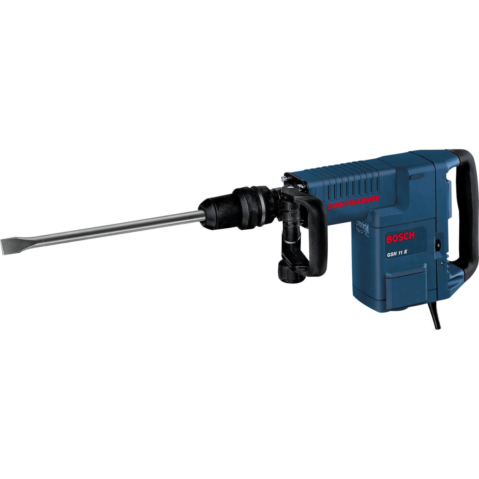 Image of Bosch GSH 11E SDS Max Demolition Hammer 110v