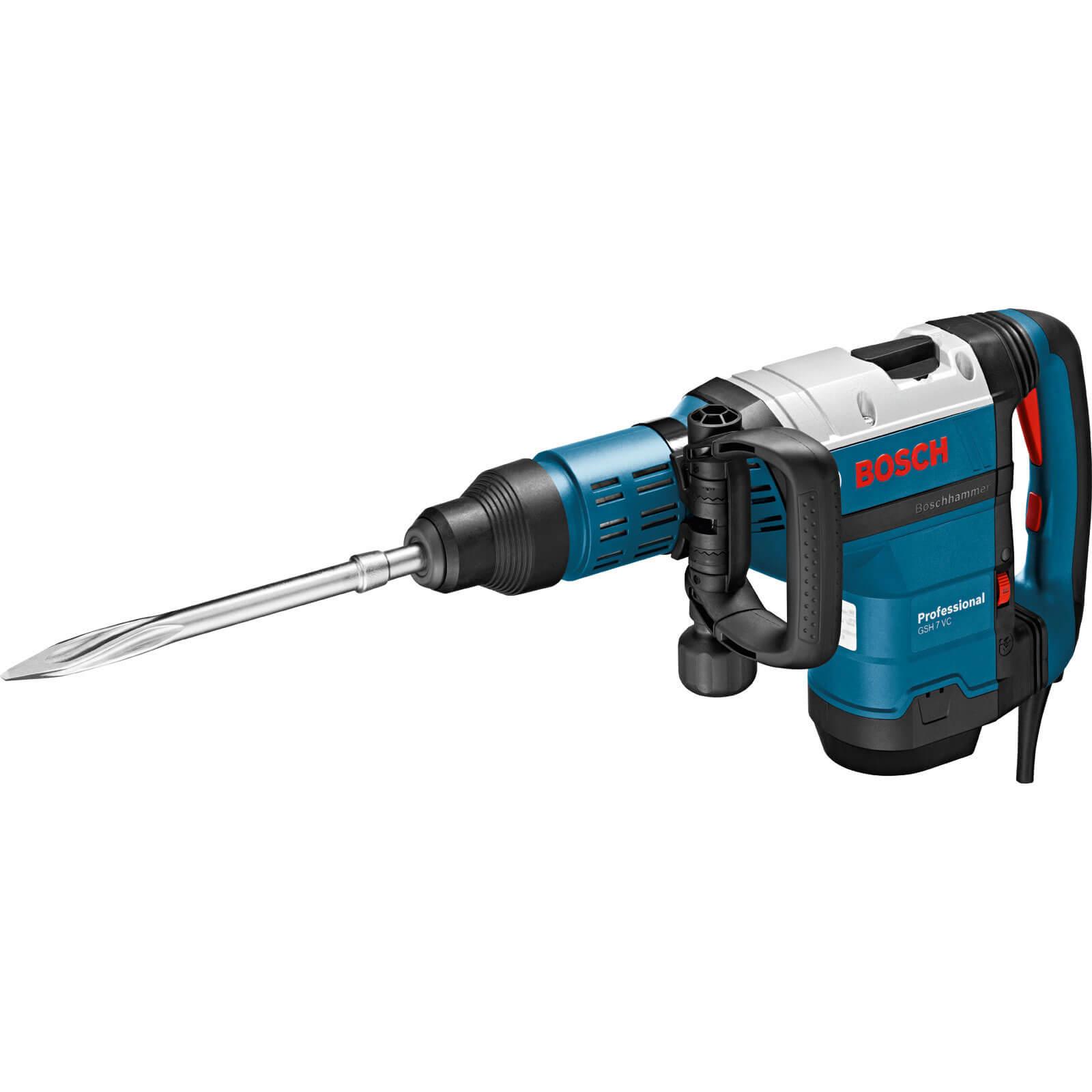 Image of Bosch GSH 7 VC SDS Max Demolition Hammer 110v