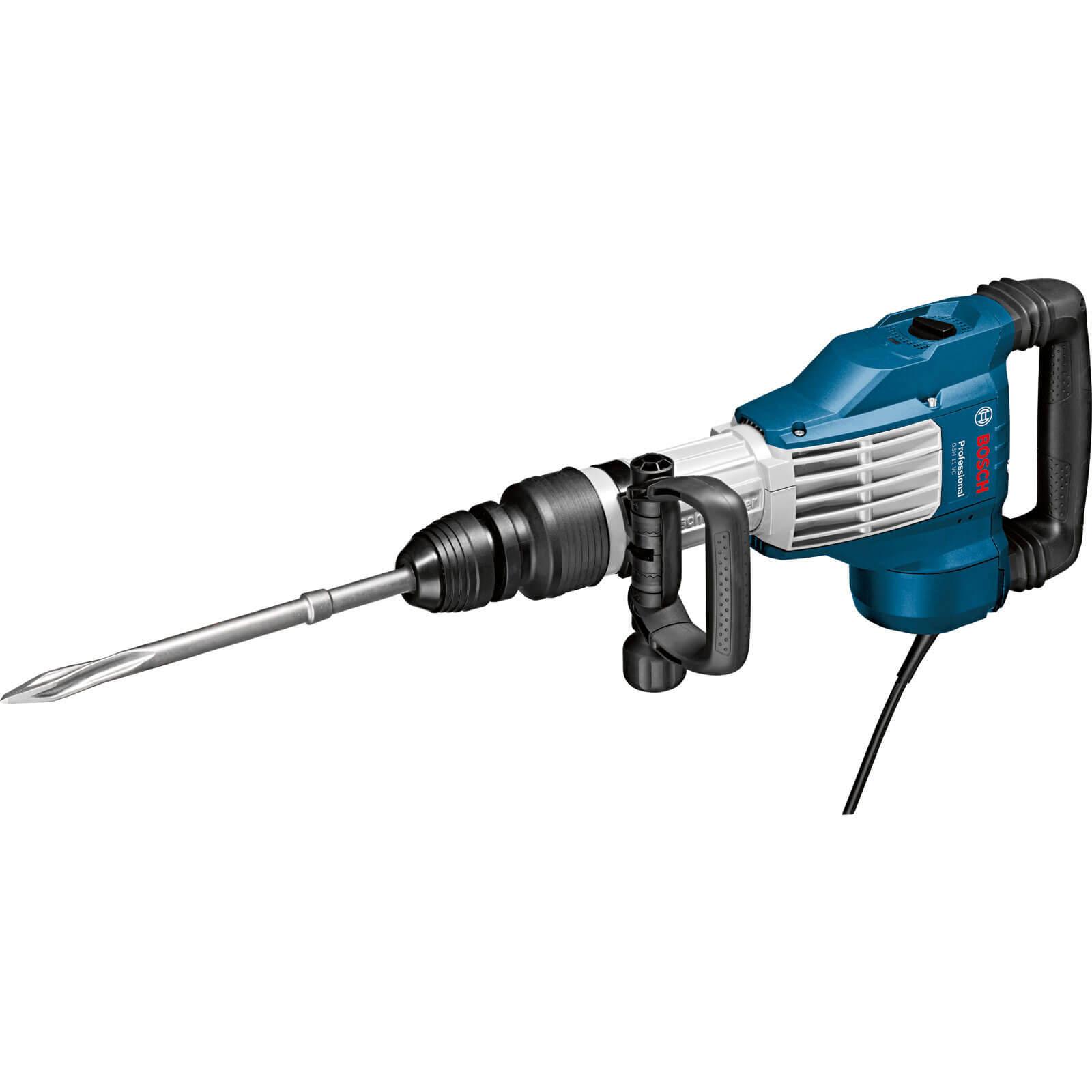 Image of Bosch GSH 11 VC SDS Max Demolition Hammer 110v