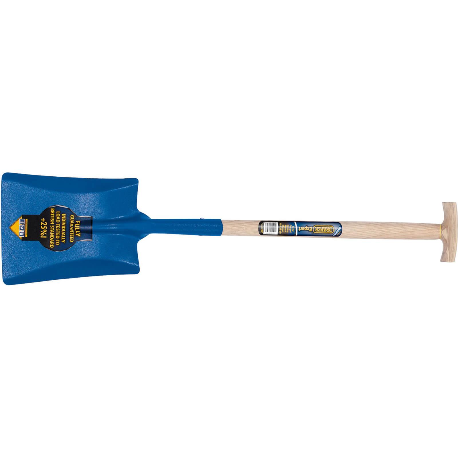 Draper Square Mouth Shovel