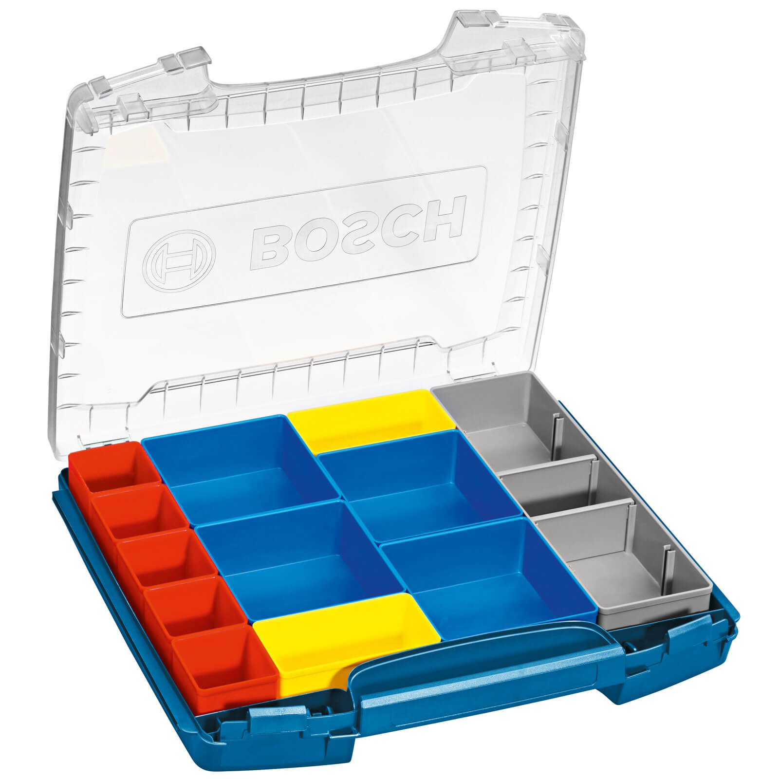 Bosch i-BOXX 53 Case Plus 12 Assorted Compartments