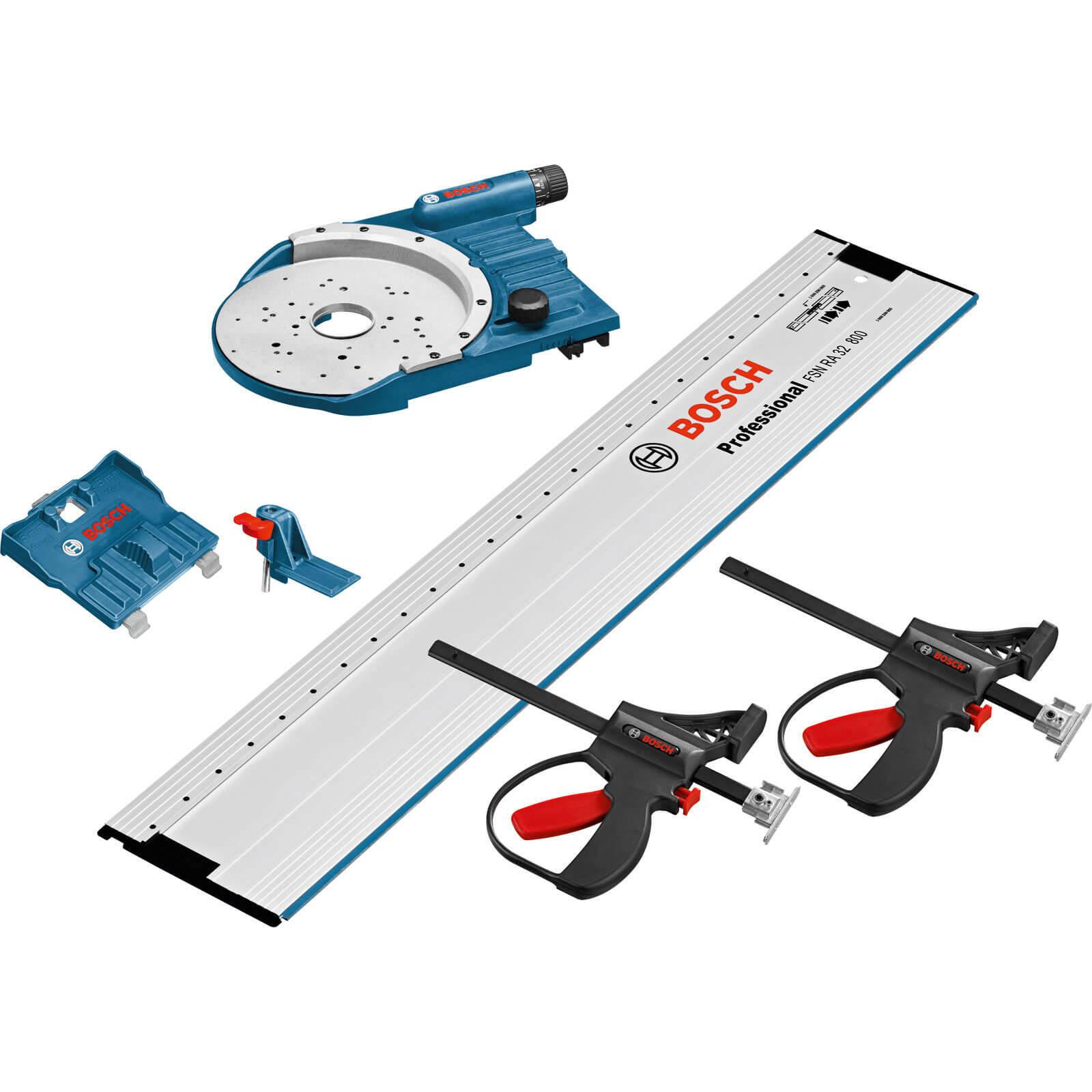 Image of Bosch FSN OFA 32 Complete 5 Piece Guide Rail Kit