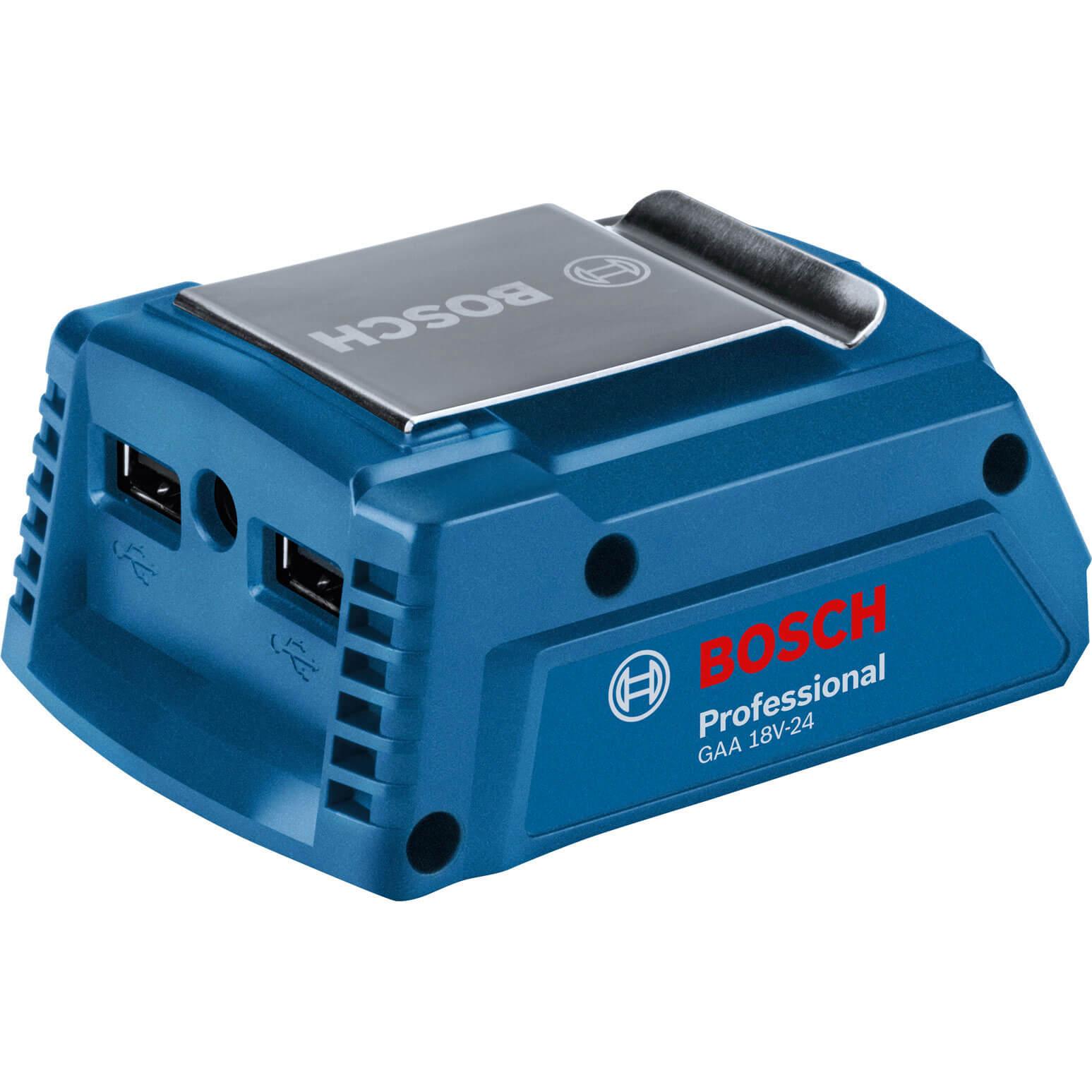 Image of Bosch GAA 18 V-24 USB Battery Adaptor