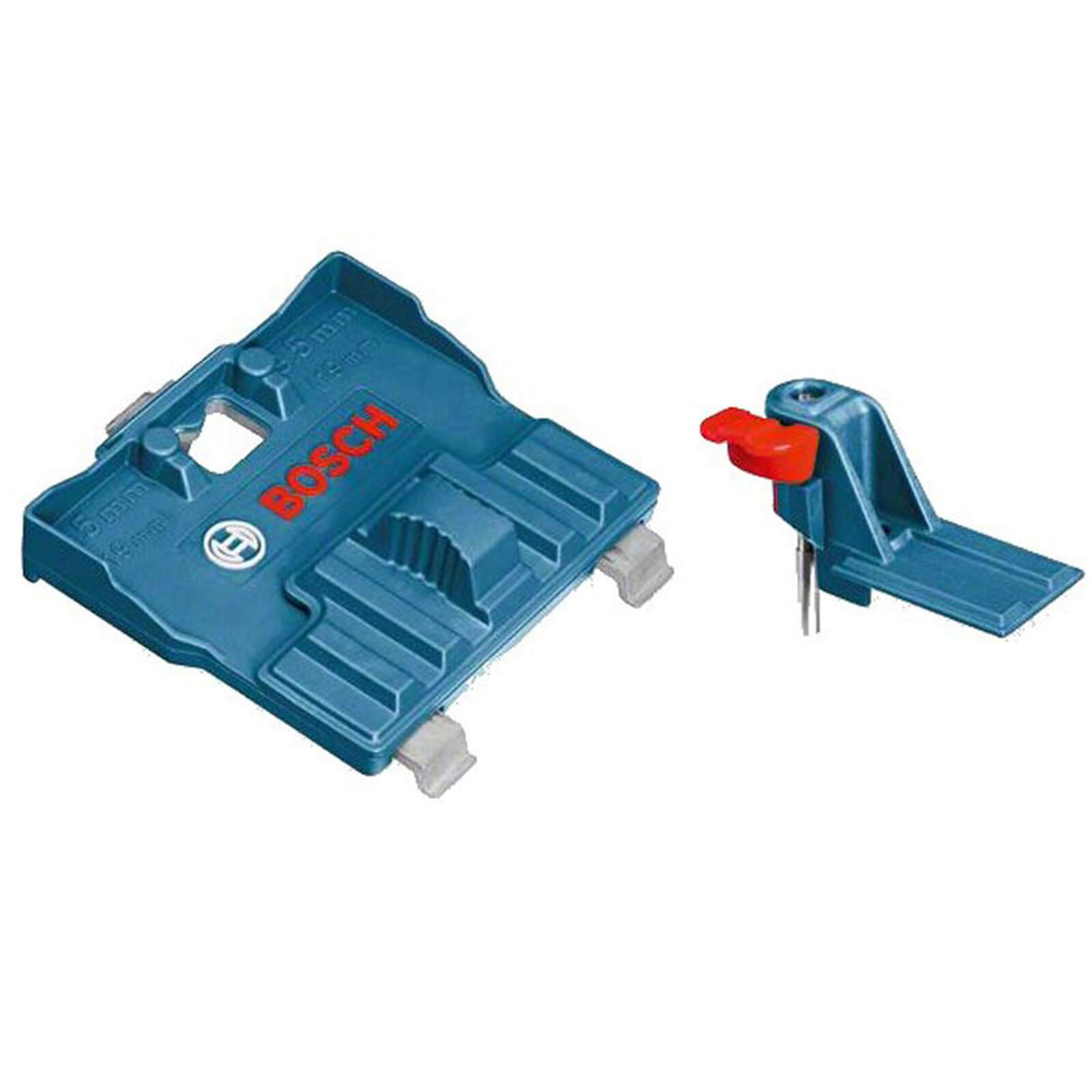 Image of Bosch RA 32mm Hole Layout Adaptor for FSN Guide Rails