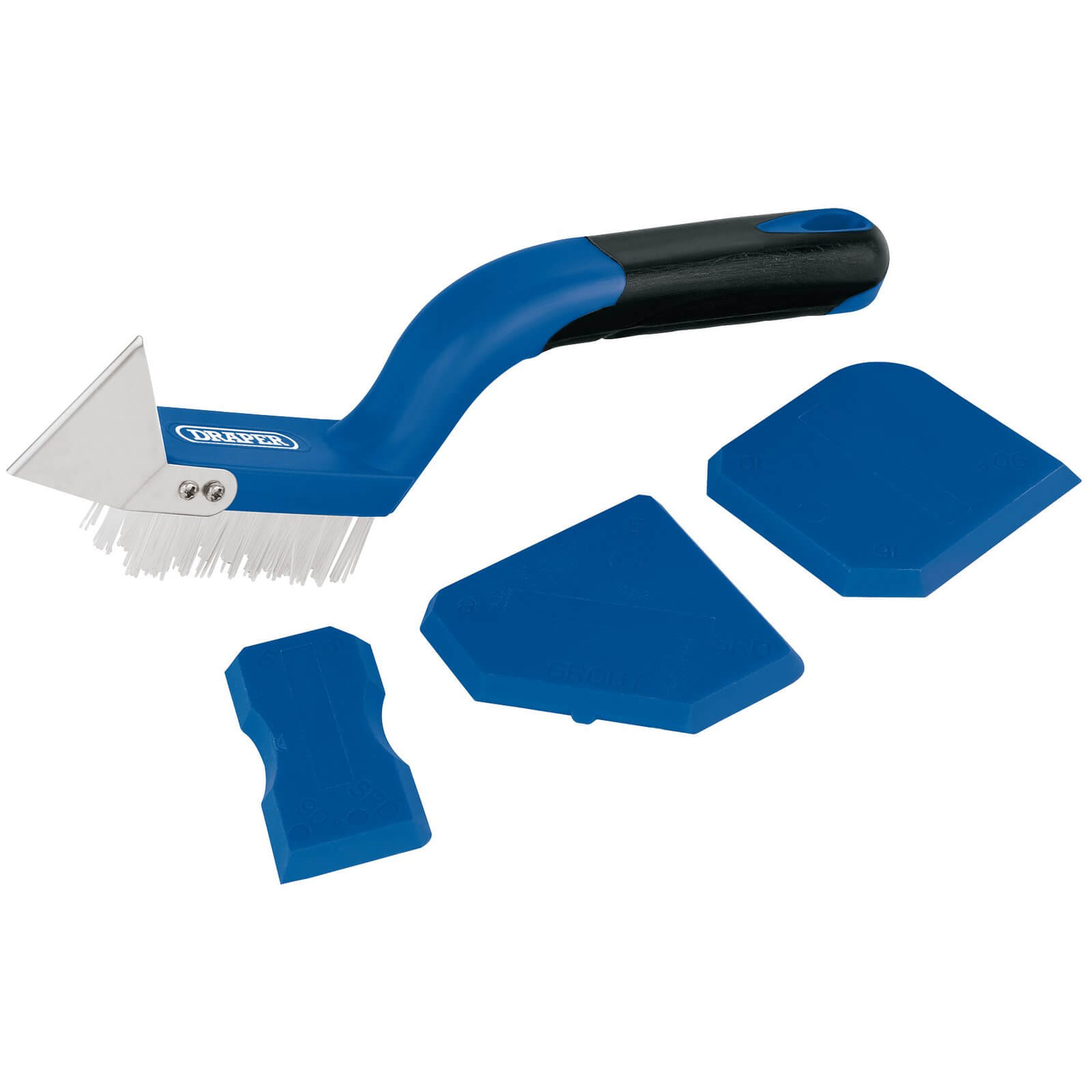 Image of Draper 4 Piece Grout Smoothing Set