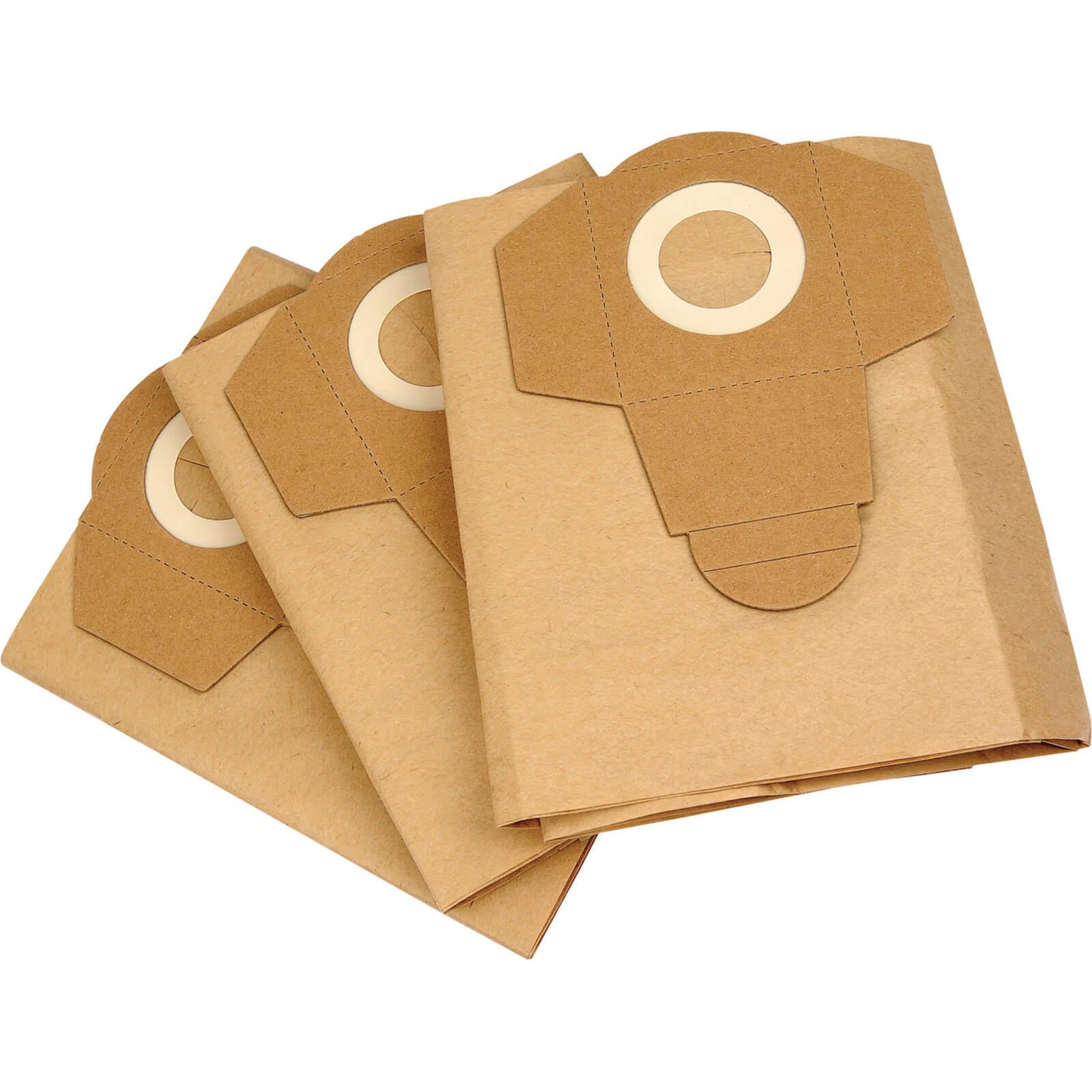 Draper Dust Bags for 13779 Vacuum Cleaner