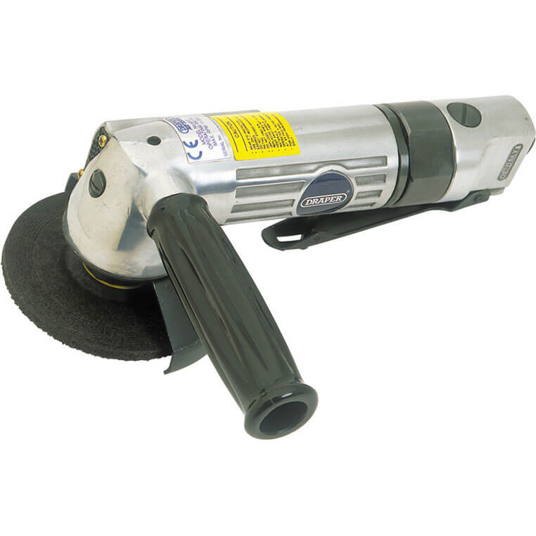 Image of Draper 4207 Air Angle Grinder 100mm Disc