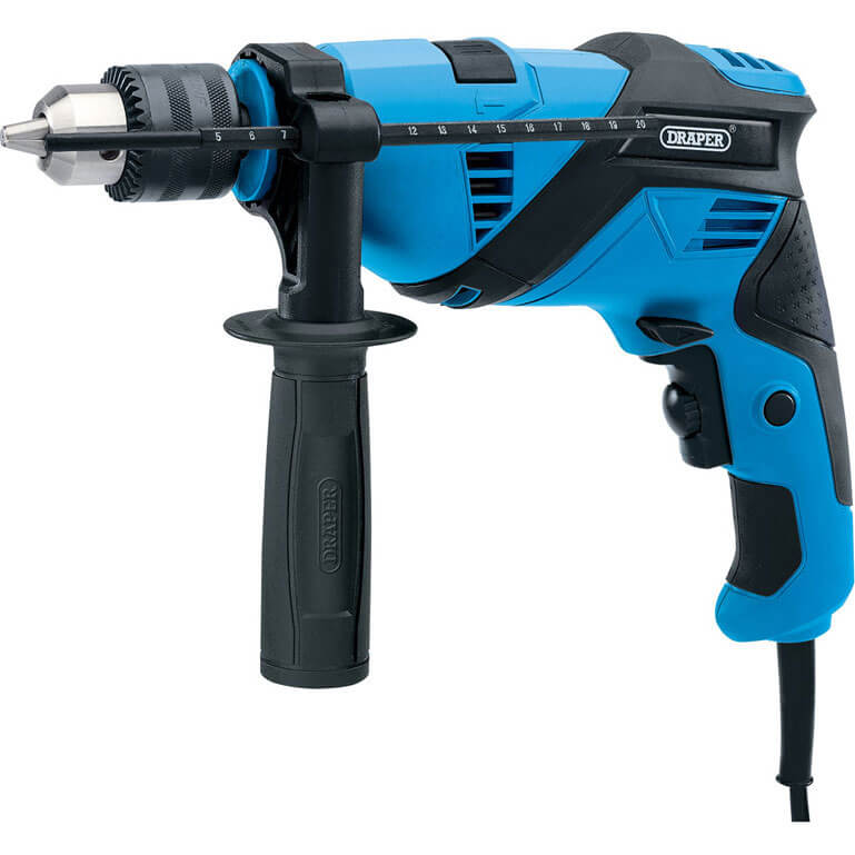 Draper PT600ID Electric Rotary Hammer Drill 240v