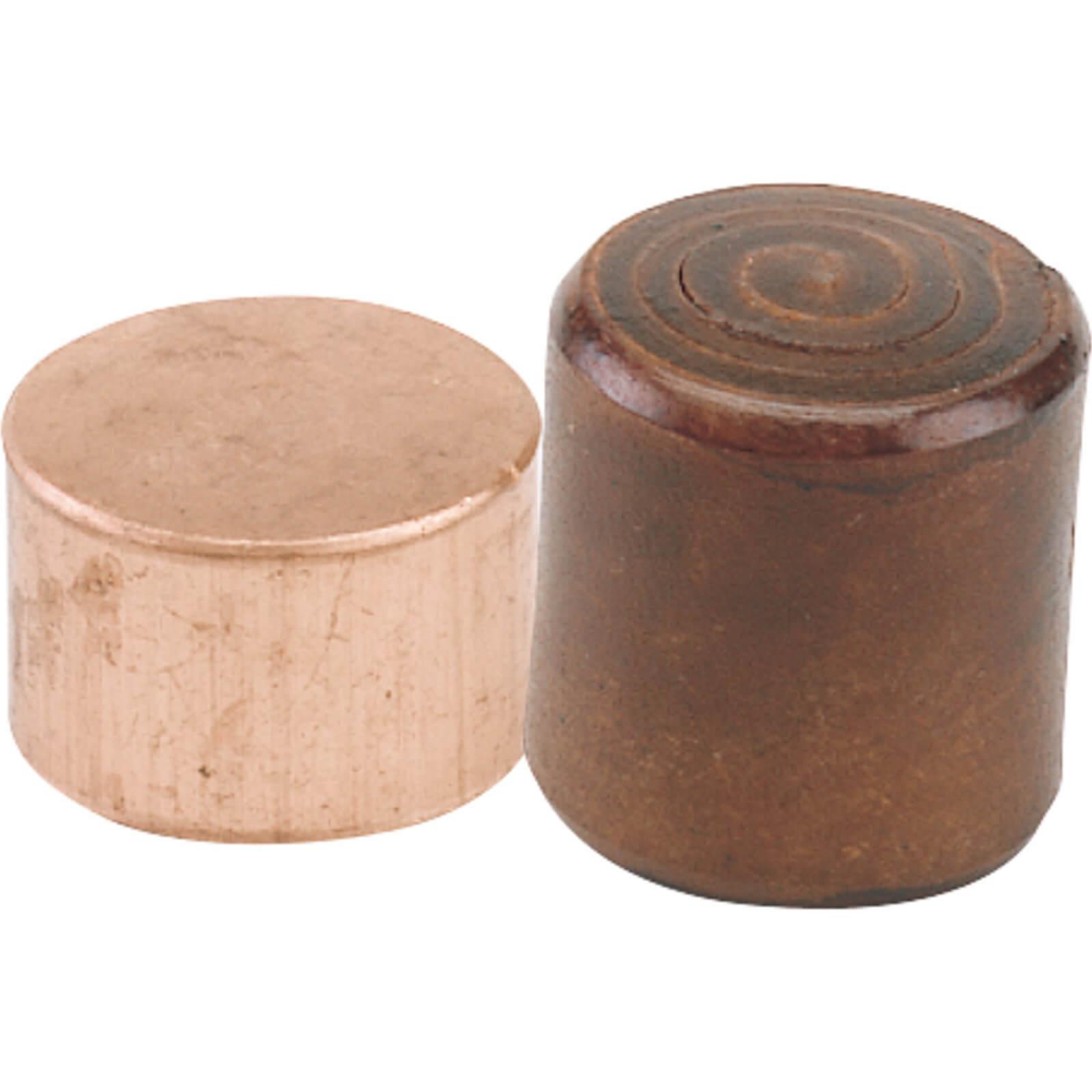 Image of Draper Rawhide Face for Copper Rawhide Hammer