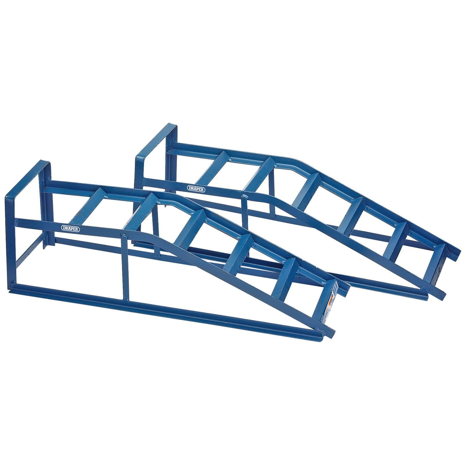 Image of DraperCar Ramp Pair Total 2.5 Tonne Capacity