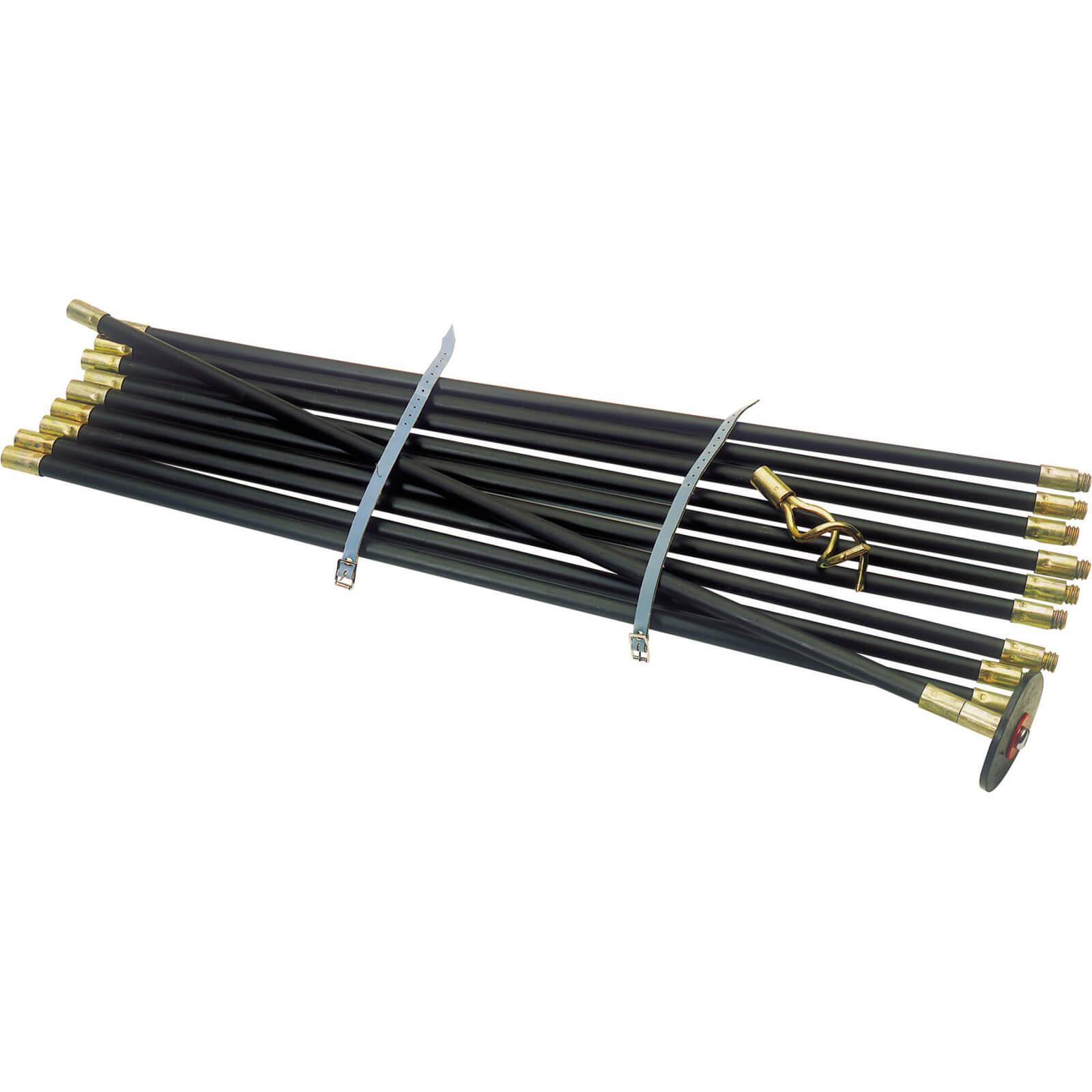 Image of Draper 12 Piece Drain Rod Set
