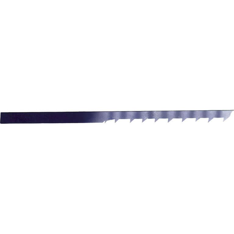 Image of Draper Plain End Fretsaw Blades 127mm 28tpi Pack of 12