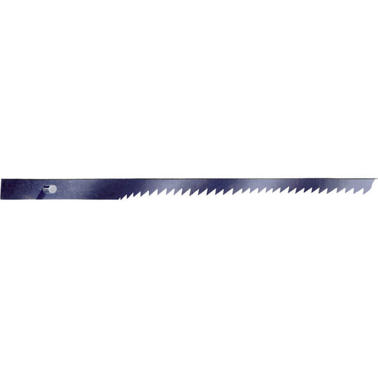 """Image of Draper Pin End Fretsaw Blades 5"""" / 125mm 10tpi Pack of 12"""