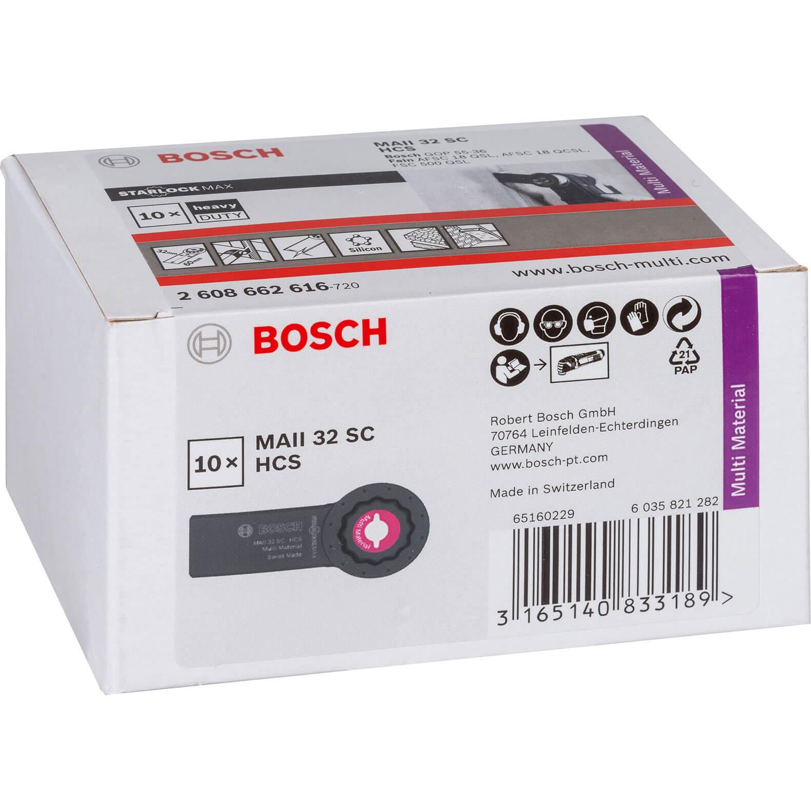 Bosch M11 42 H Multi Saw Blade For Pfz 500 E