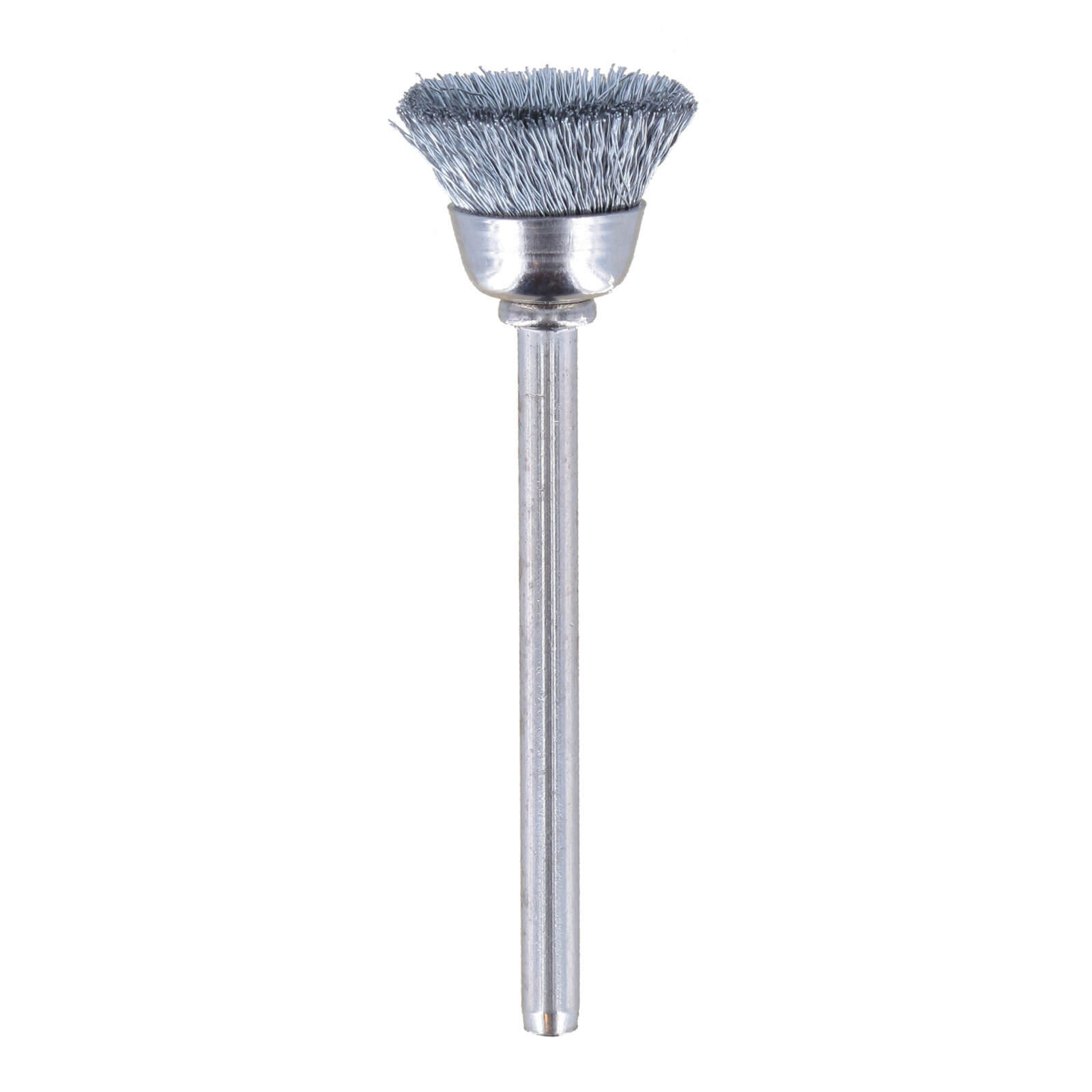 Image of Dremel 442 Carbon Steel Wire Cup Brush 13mm Pack of 2