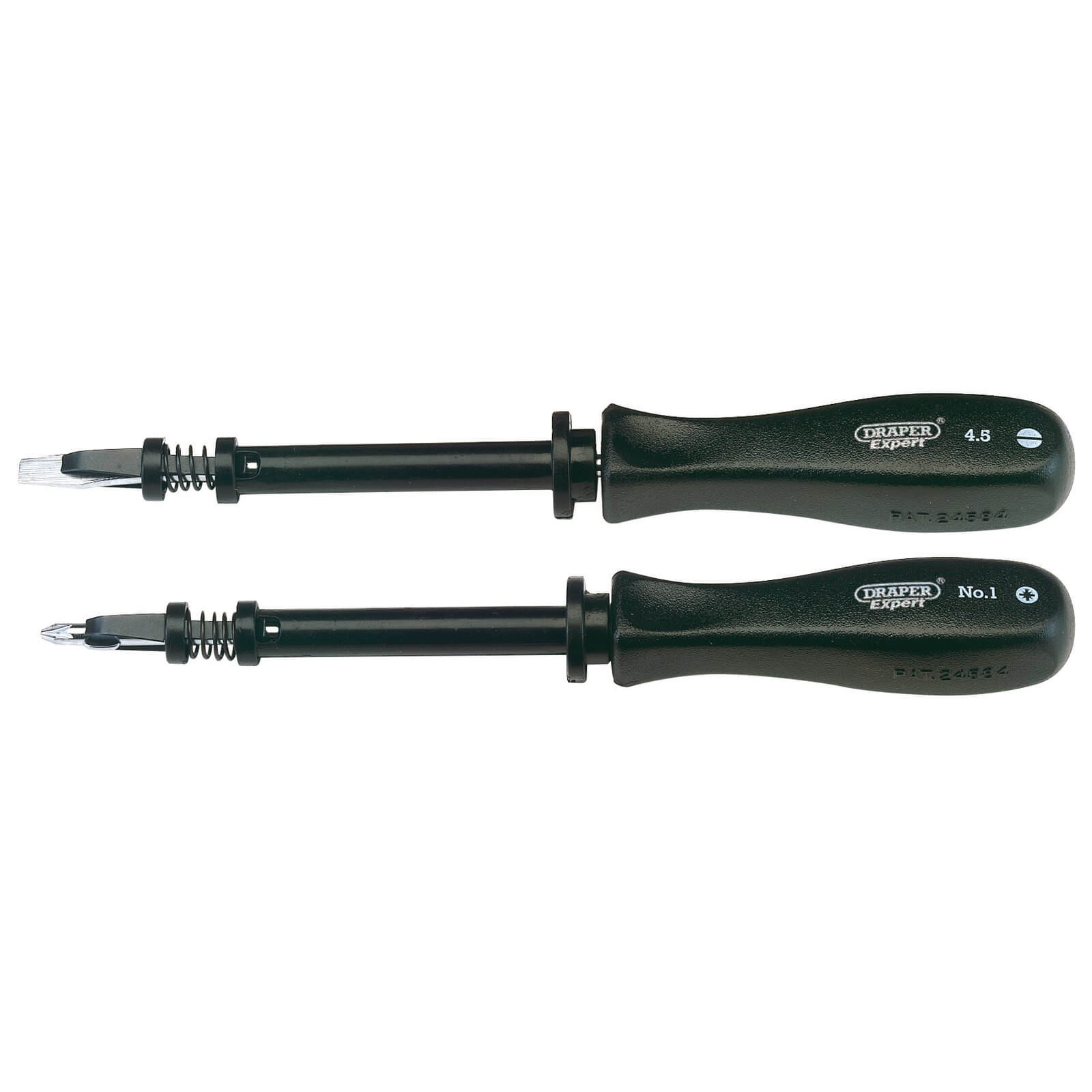 Click to view product details and reviews for Draper Expert 2 Piece Screwdriver Set.
