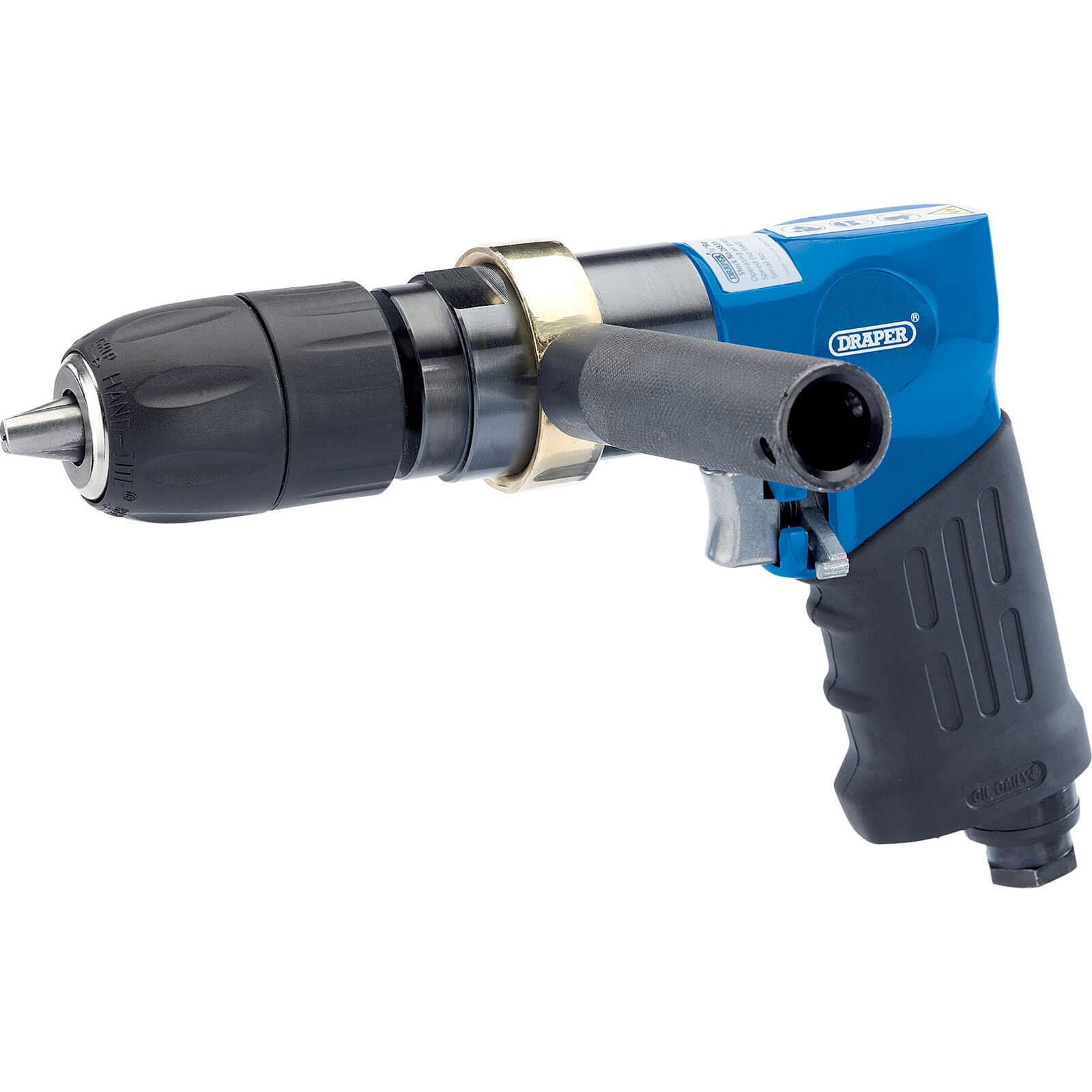 Image of Draper 4274KA Air Drill 13mm Keyless Chuck