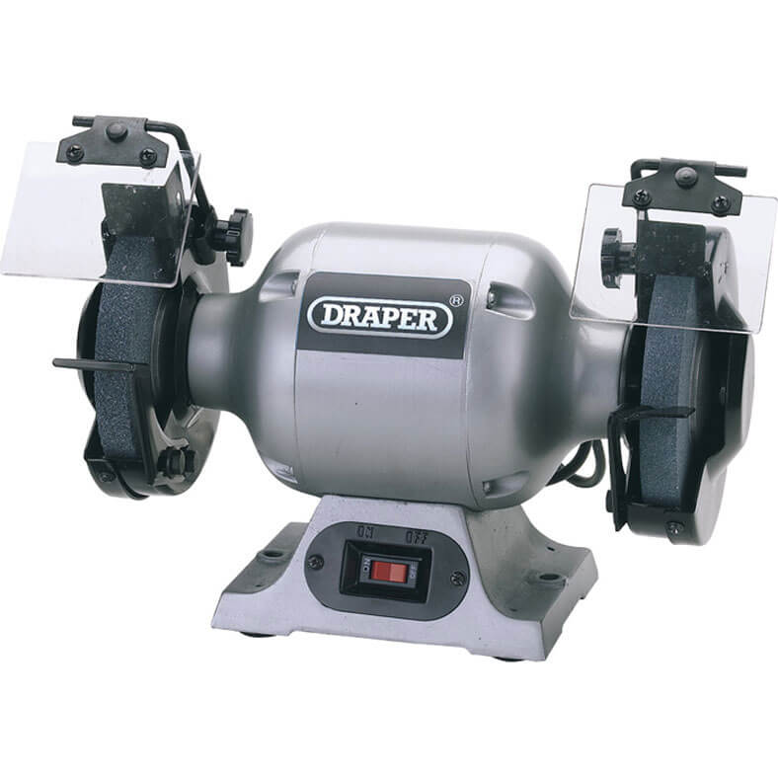 Image of Draper GHD150 150mm Heavy Duty Bench Grinder 240v