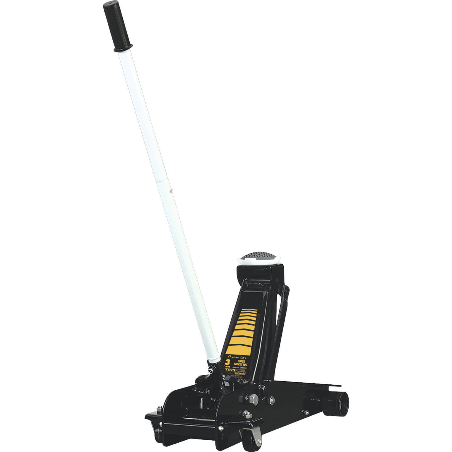 Sealey 3003CXQ Premier Super Rocket Lift Trolley Jack 3 Tonne
