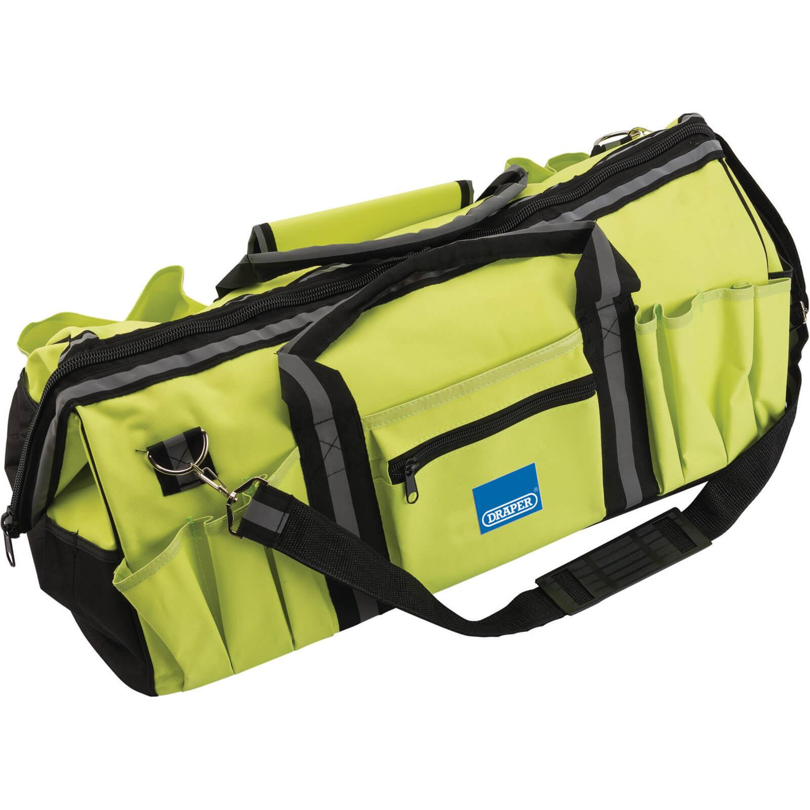 Draper Expert HVTB TW© High Vis Tool Bag