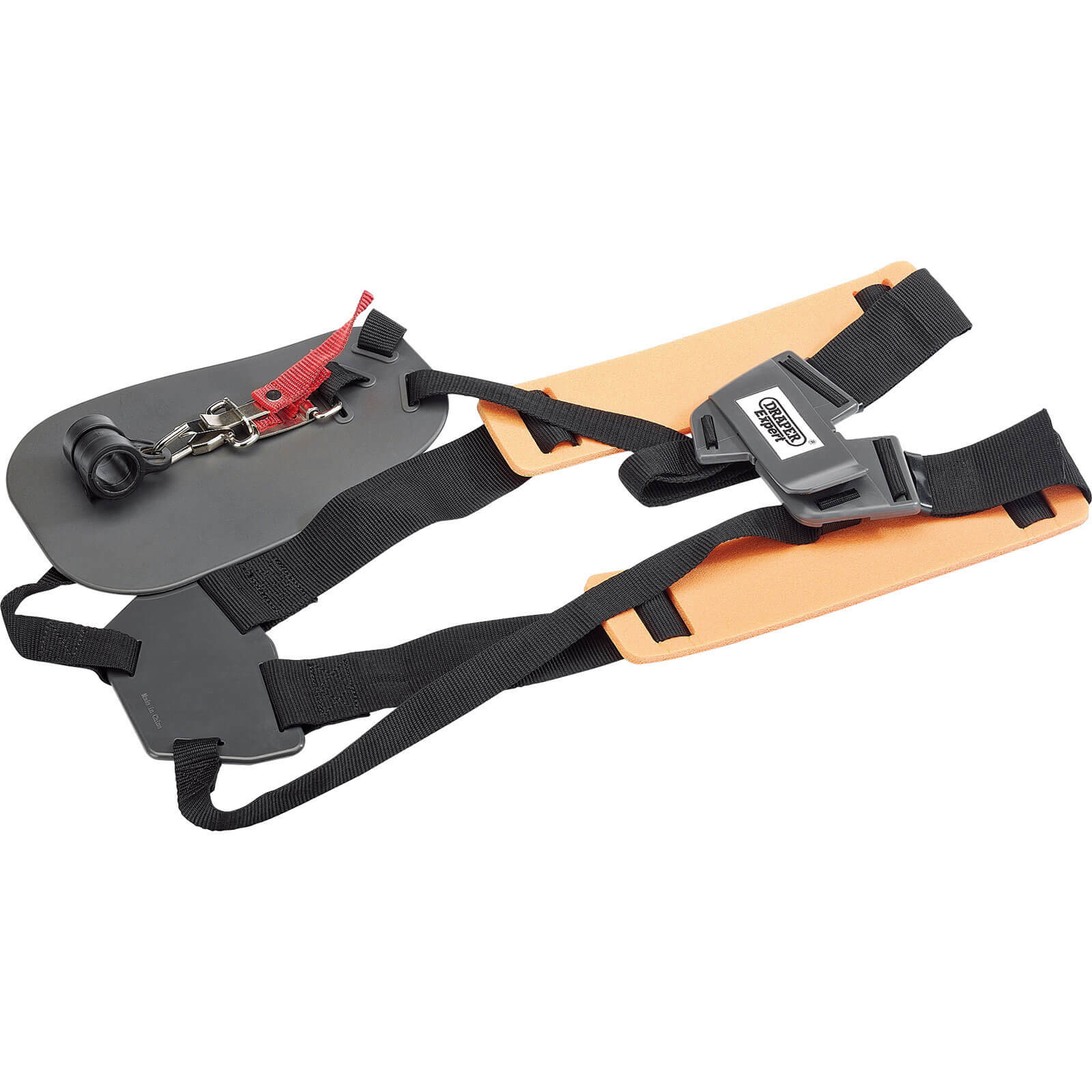 Image of Draper Expert Safety Harness for Grass Trimmers & Brush Cutters
