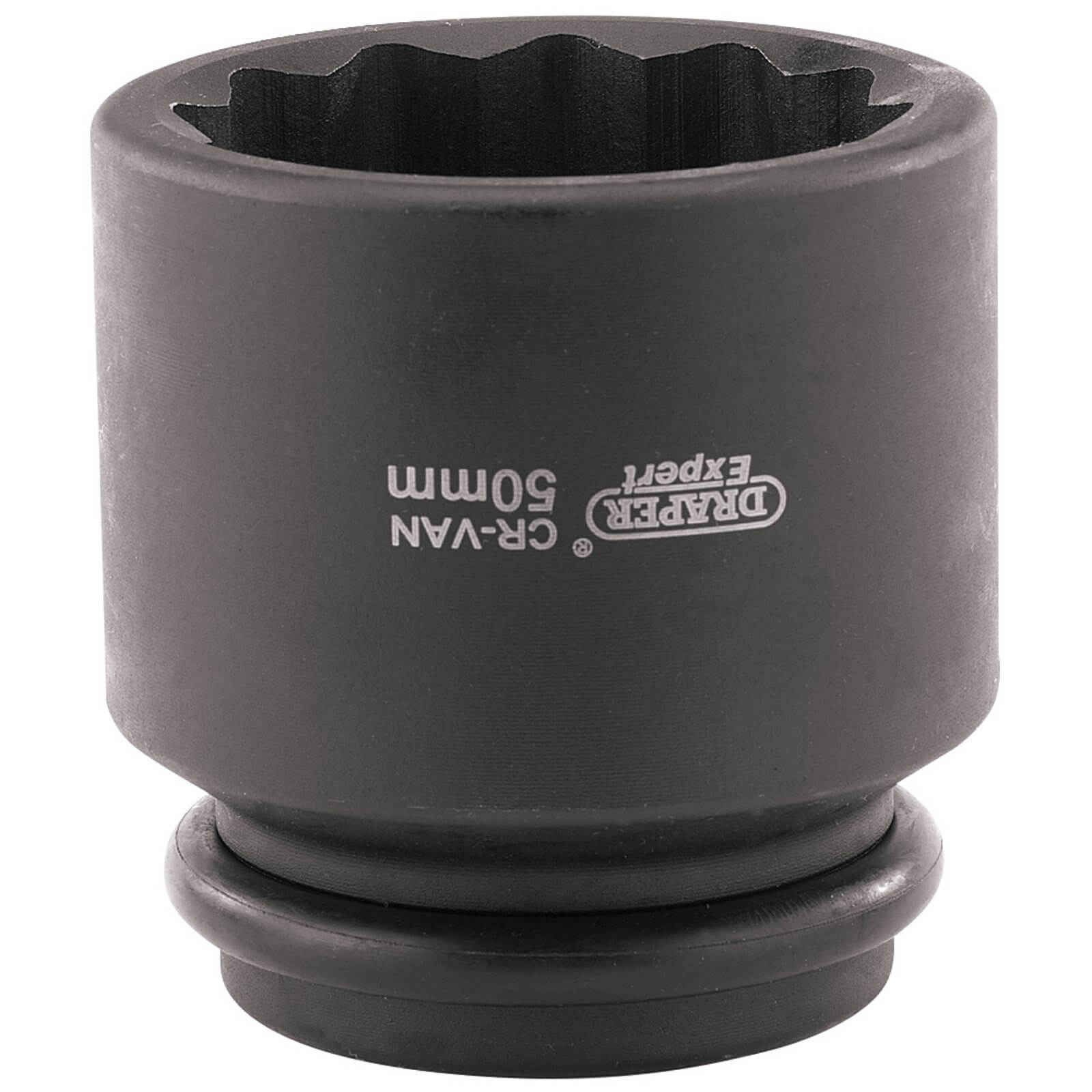 Click to view product details and reviews for Draper Expert 3 4 Drive Bi Hexagon Hub Nut Impact Socket Metric 50mm.