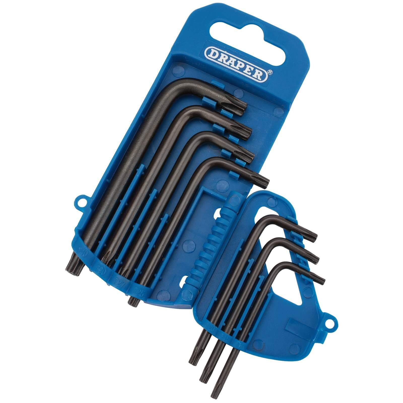 Click to view product details and reviews for Draper 7 Piece Security Torx Key Set.