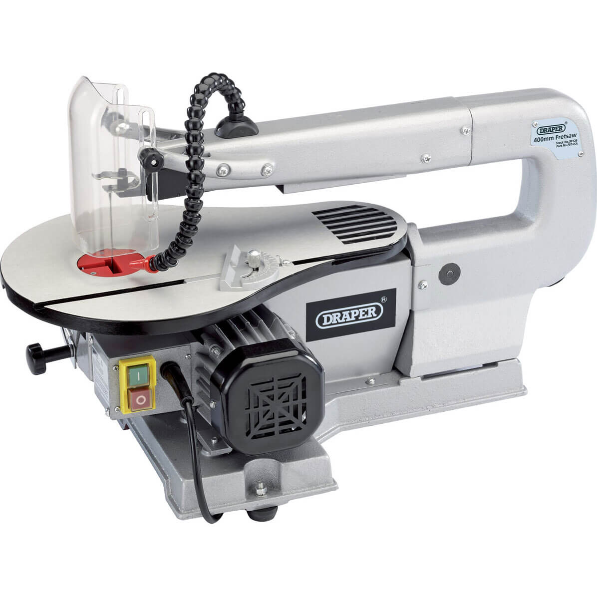 Image of Draper FS16SA Tilting Fretsaw 240v
