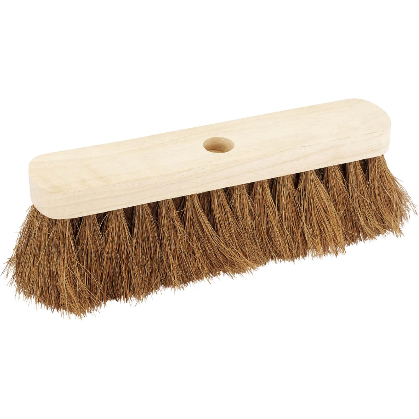 """Image of Draper Soft Coco Broom Head 12"""""""