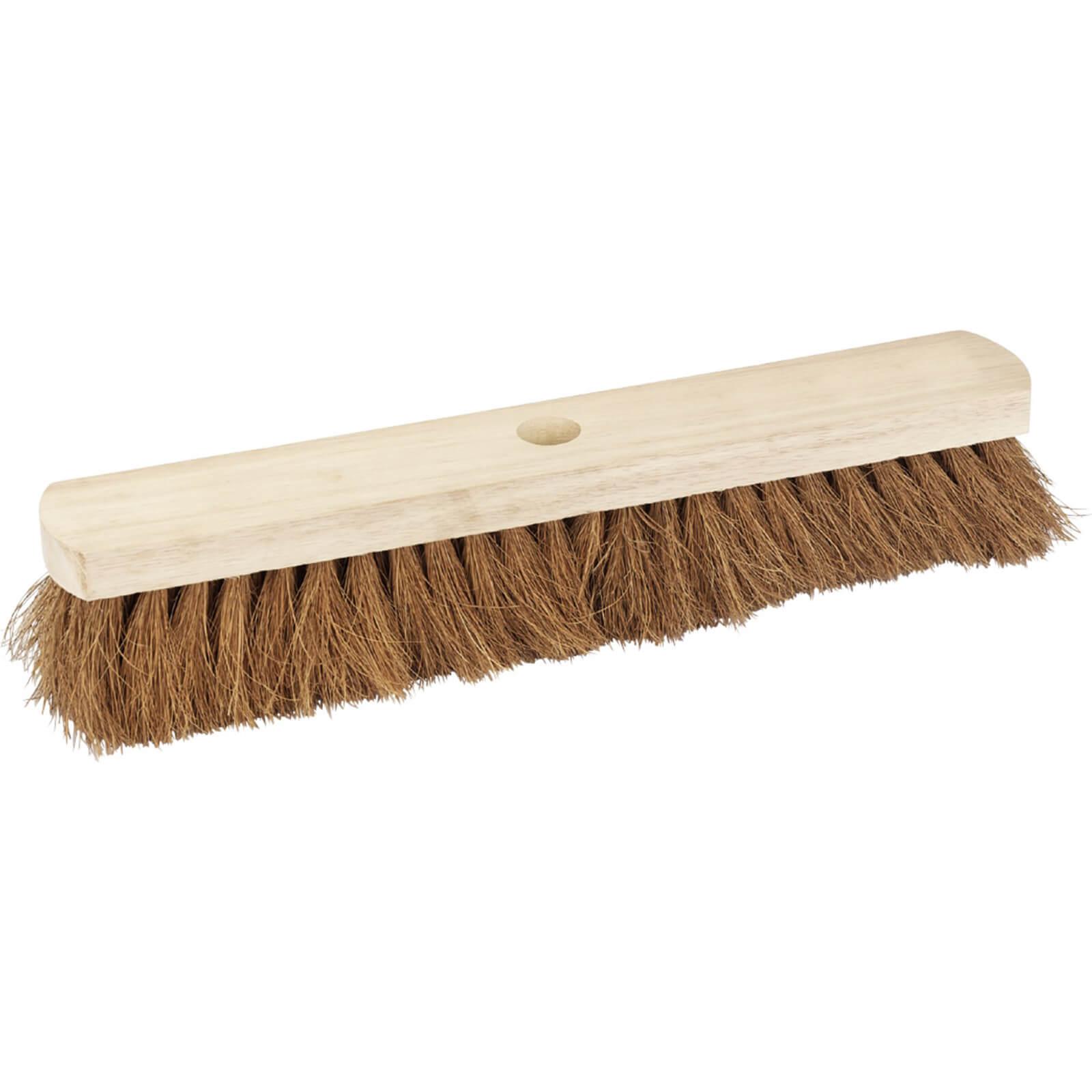 """Image of Draper Soft Coco Broom Head 18"""""""