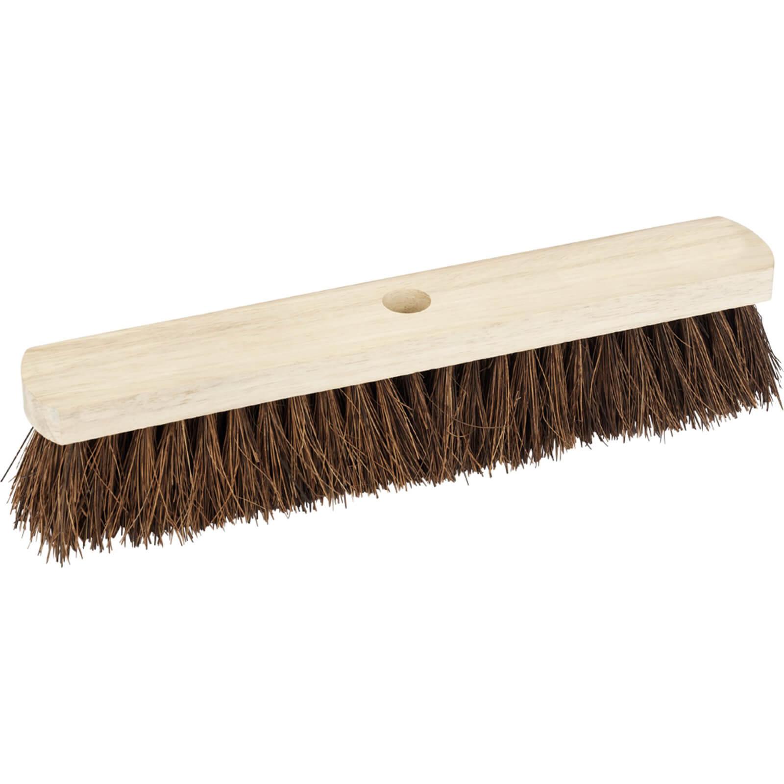 "Image of Draper Stiff Bassine Broom Head 18"""