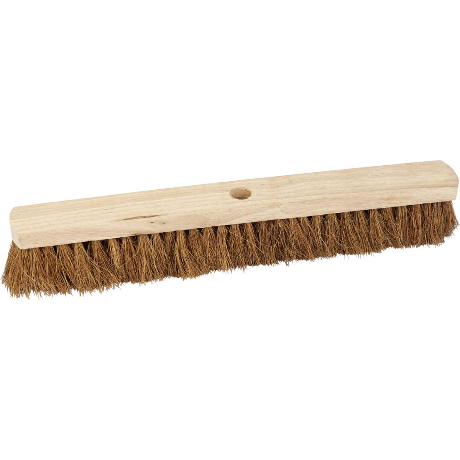 """Image of Draper Soft Coco Broom Head 24"""""""