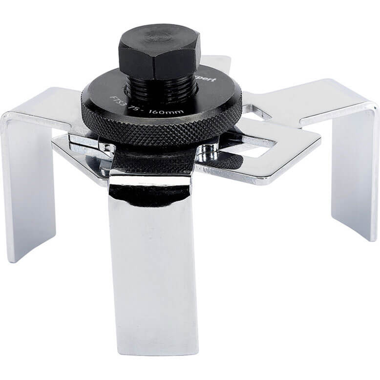 Image of Draper Expert Three Leg Fuel Sender Spanner 75mm - 160mm