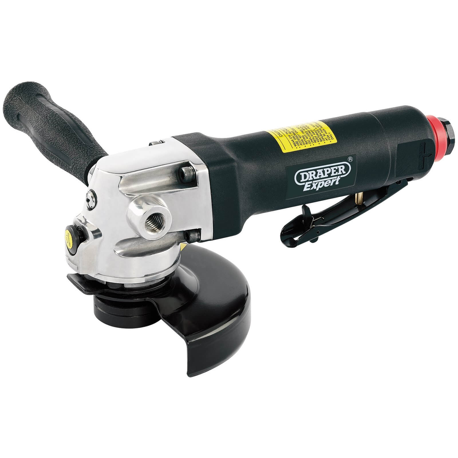 Image of Draper Expert 5228PRO Air Angle Grinder 115mm