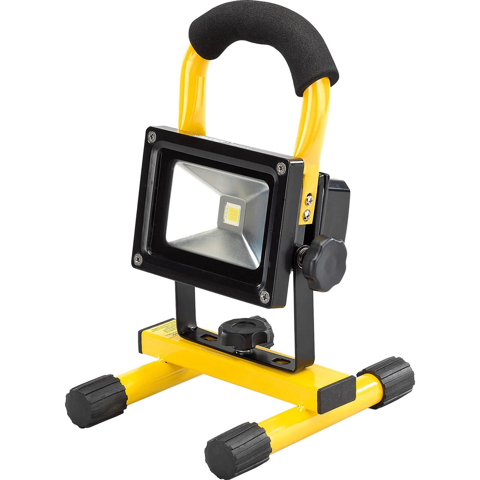 Image of Draper Expert Rechargeable COB LED Work Light