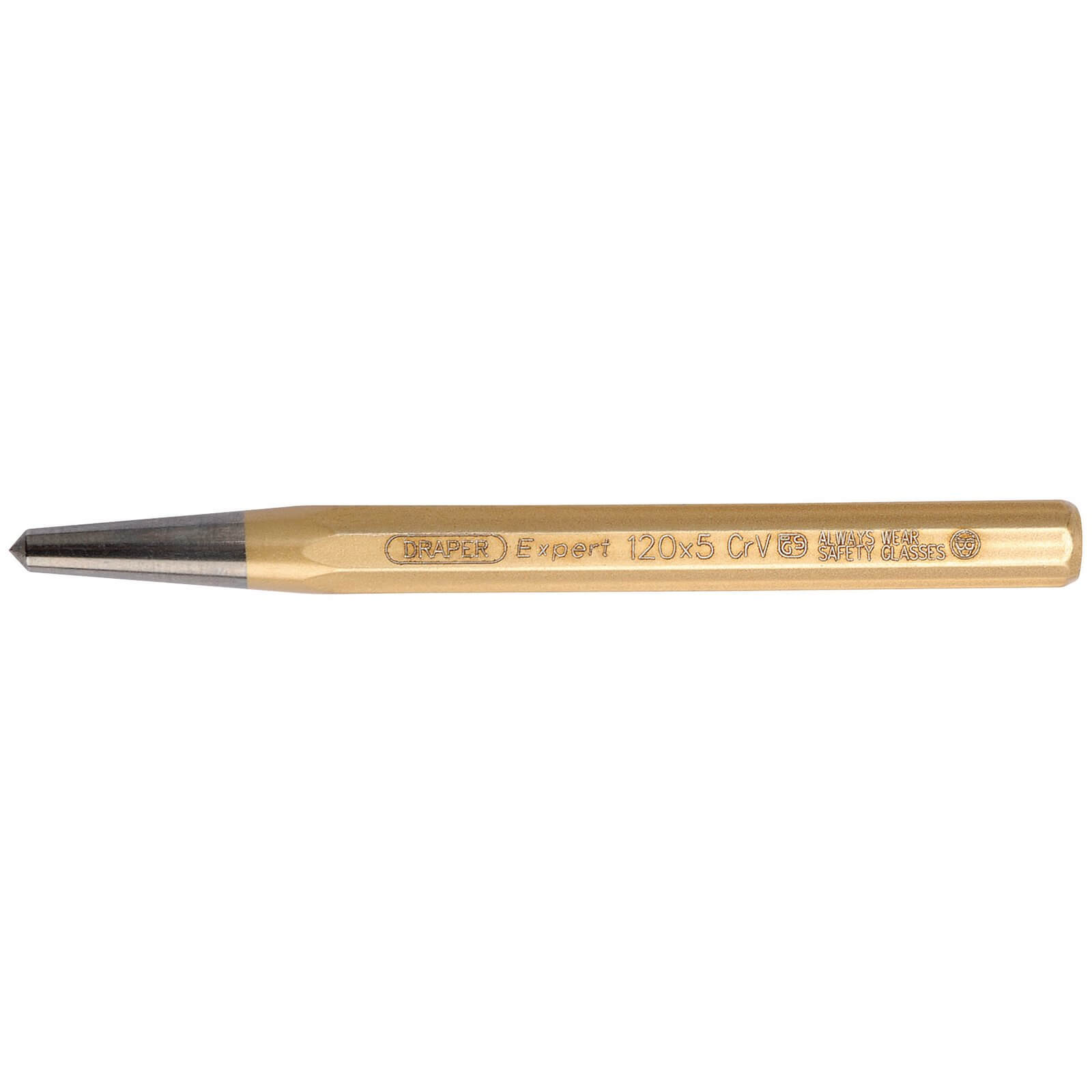 Click to view product details and reviews for Draper Expert Centre Punch 5mm.