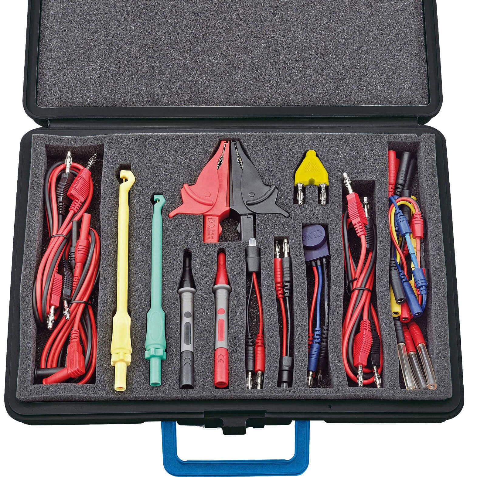 Image of Draper Expert 28 Piece Automotive Diagnostic Test Lead Kit