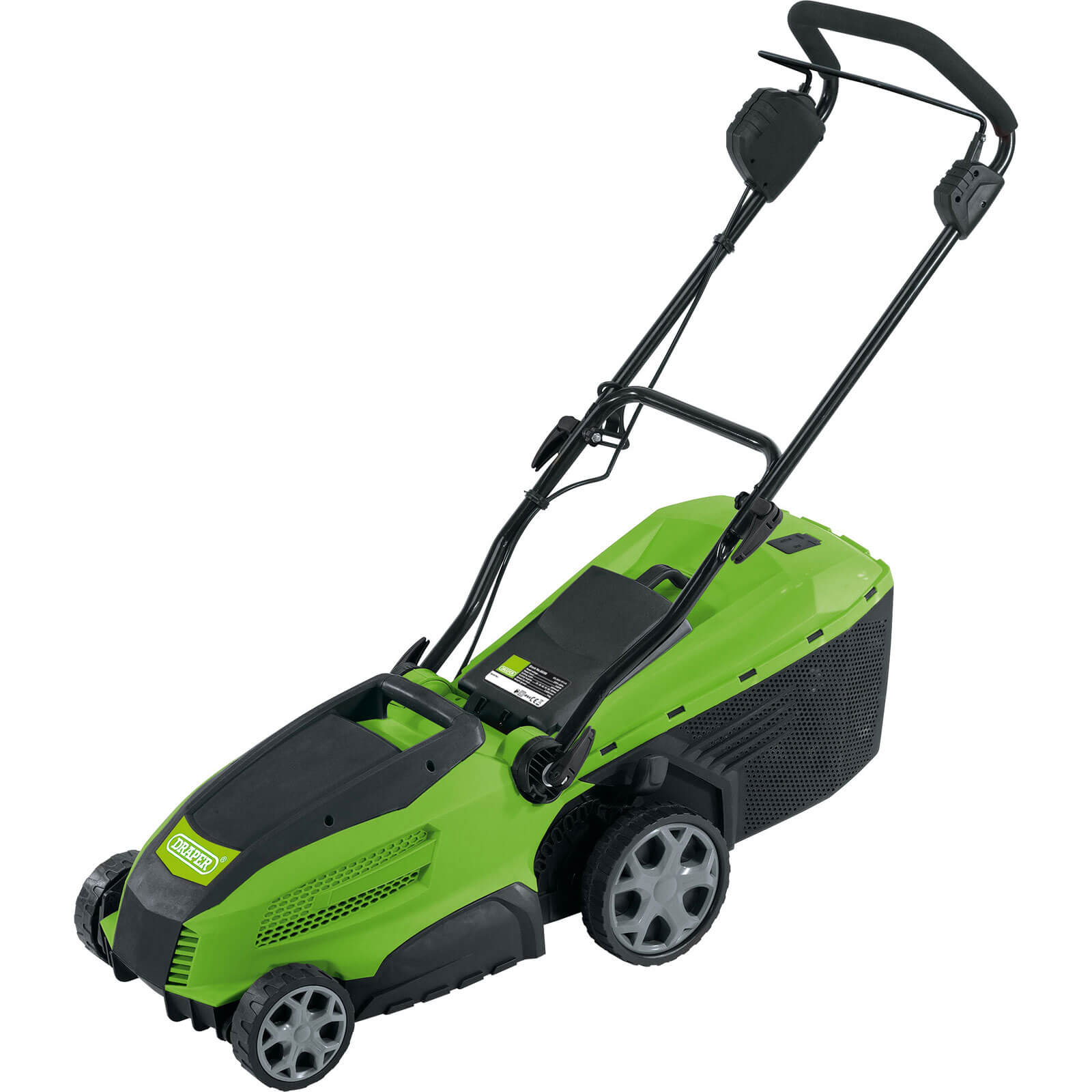 Image of Draper LM36 Rotary Lawnmower 360mm 240v