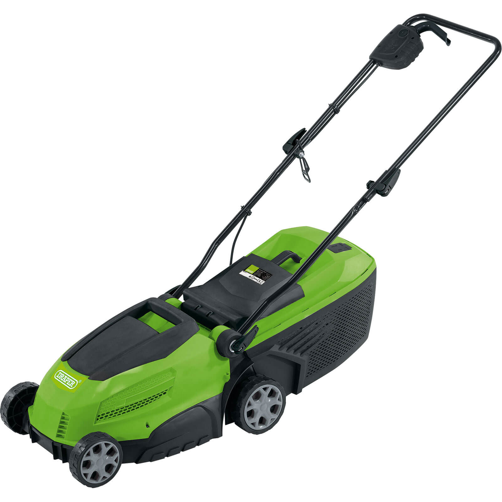 Image of Draper LM32 Rotary Lawnmower 320mm 240v