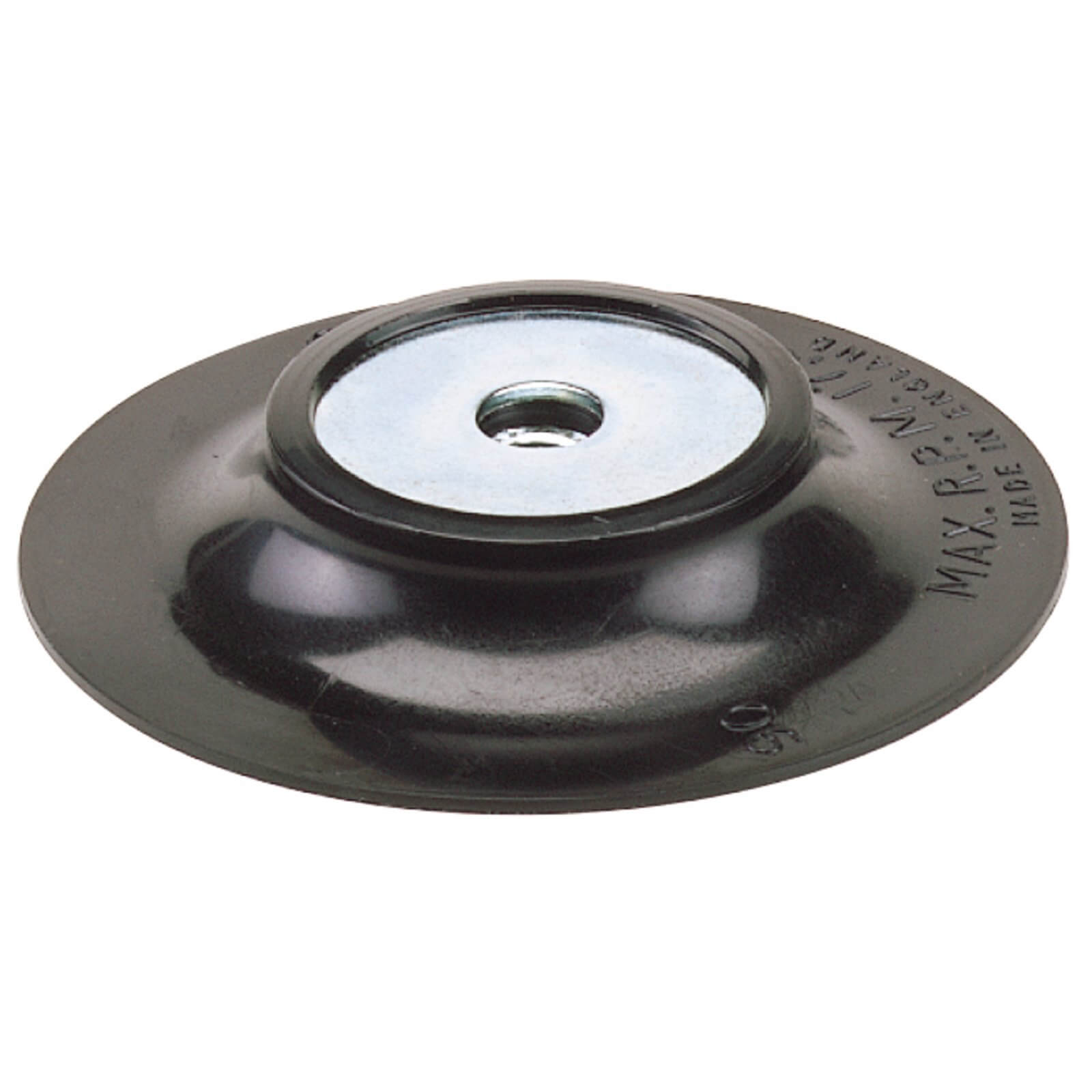 Image of Draper Angle Grinder Backing Pad 100mm