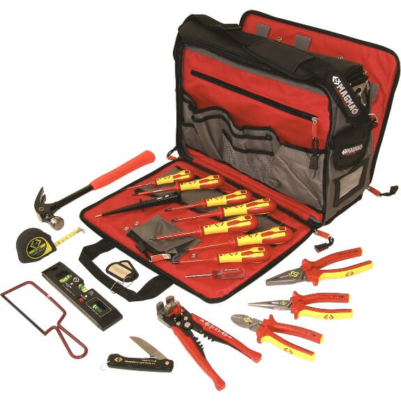 Image of CK 19 Piece Electricians Premium Hand Tool Kit