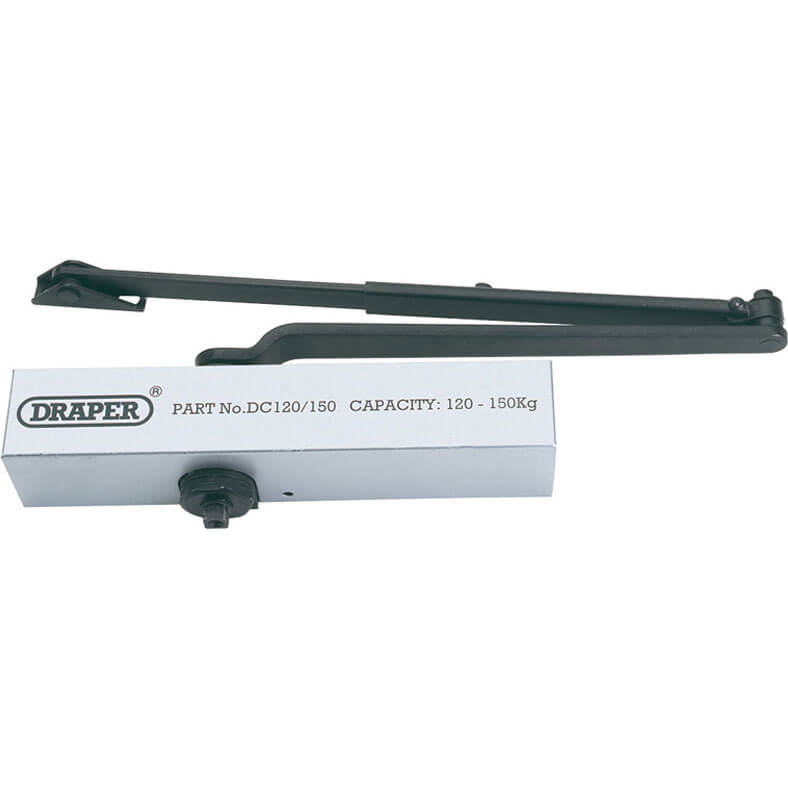 Image of Draper Adjustable Door Closer 85kg