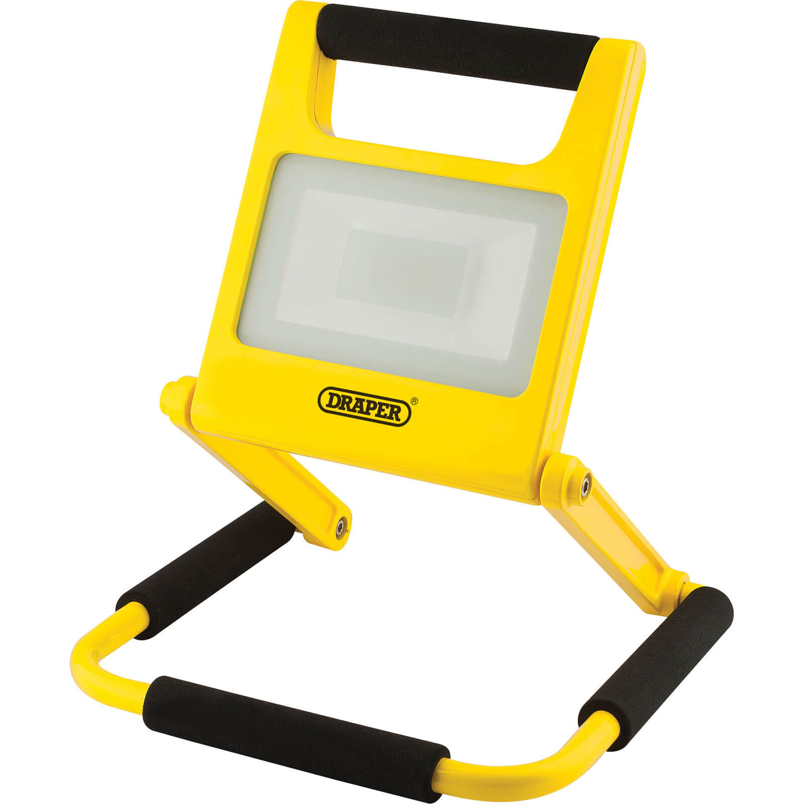 Image of Draper 10W SMD LED Rechargeable Worklight